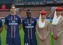 Quand le footballeur français Blaise Matuidi sort son mobile Android