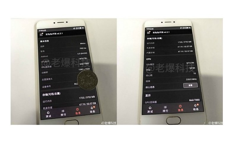 androidpit meizu pro6 6s