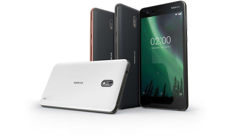 Le Nokia 2 est officiel et promet une très grosse autonomie