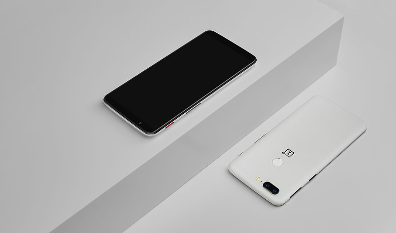 androidpit oneplus 5t sandstone white 2