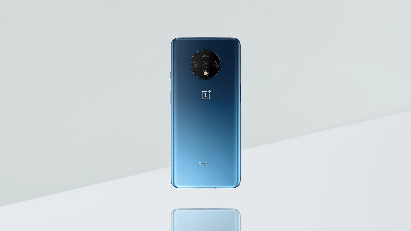 OnePlus enthüllt das Design des OnePlus 7T