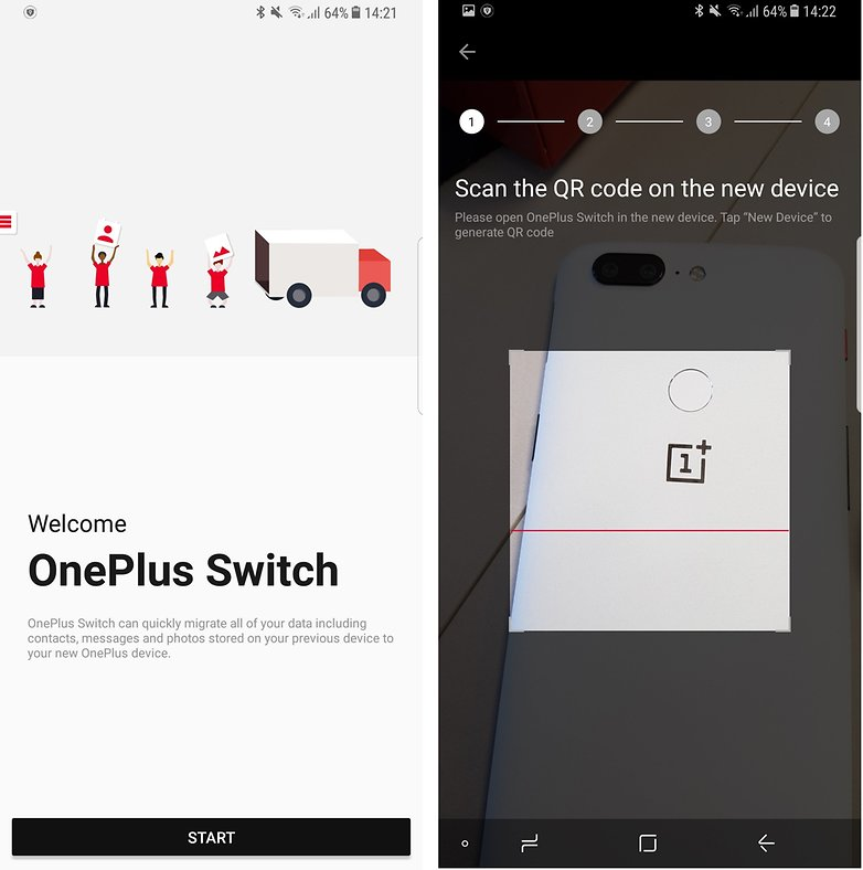 androidpit oneplus switch