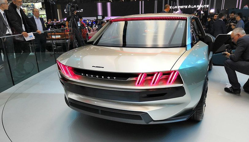 Peugeot e-Legend: this flashy coupe could be the future of mobility