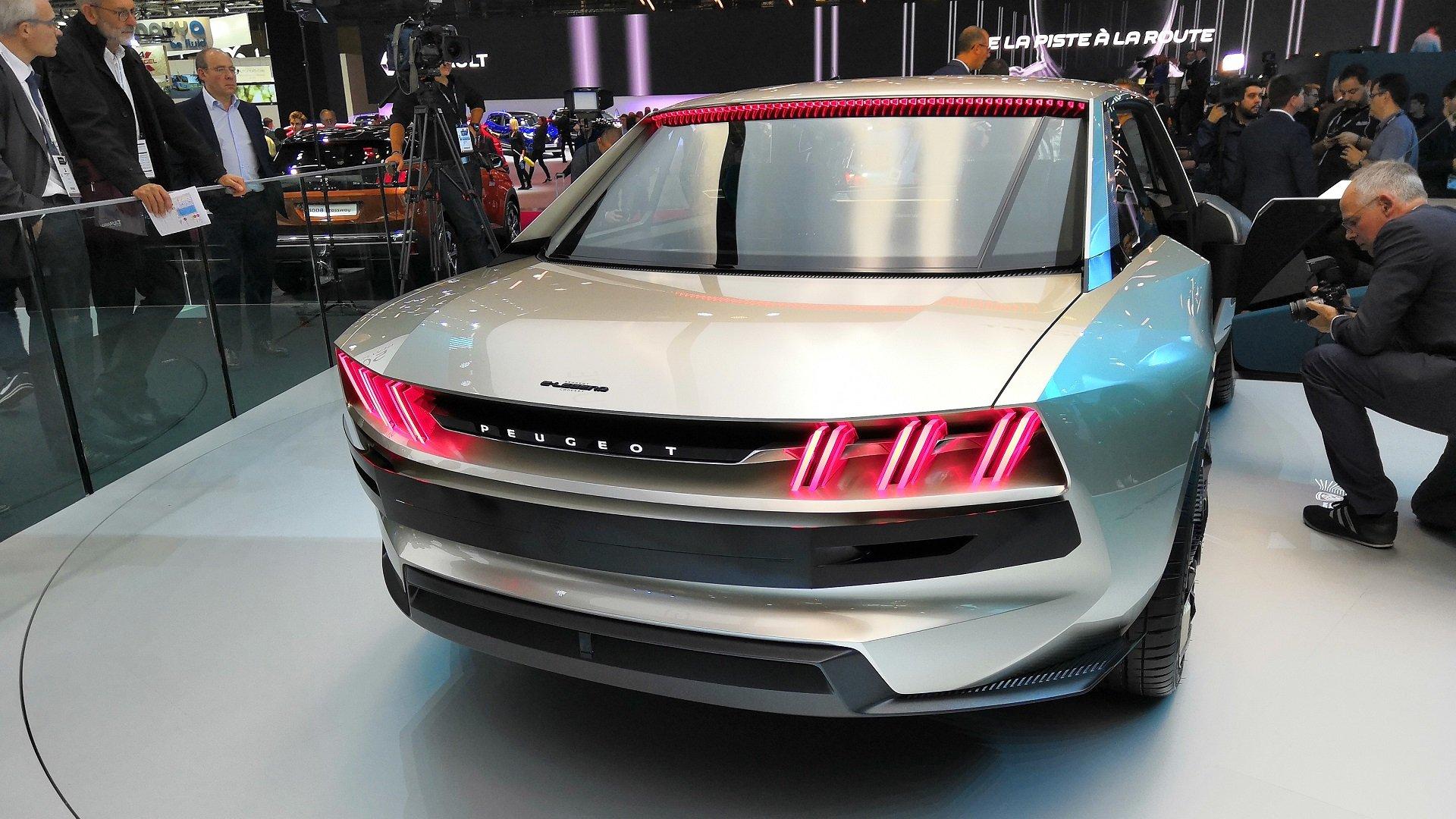 Peugeot E Legend Anche L Auto Elettrica E Autonoma Puo Essere Sexy