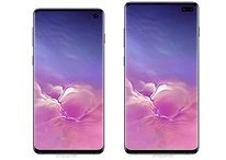 Samsung Galaxy S10 et S10 Plus : les premières images officielles leakées