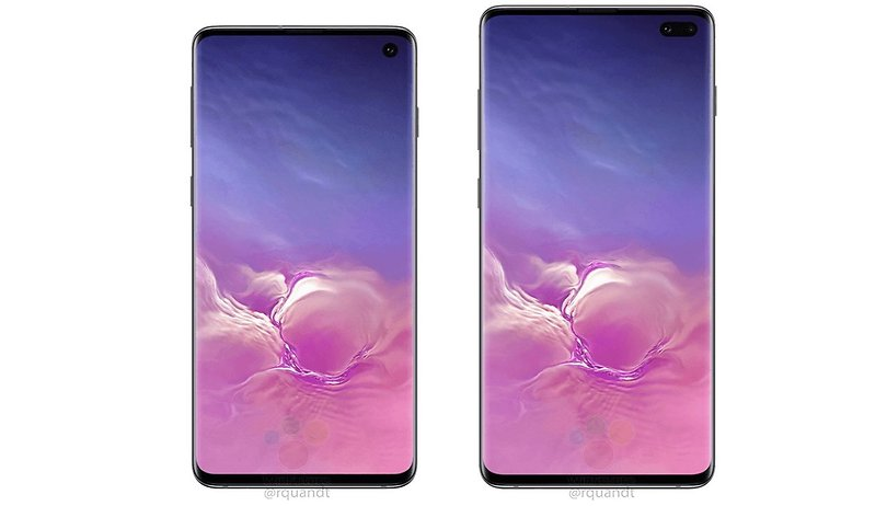 Samsung Galaxy S10 and S10 Plus: first official images leaked