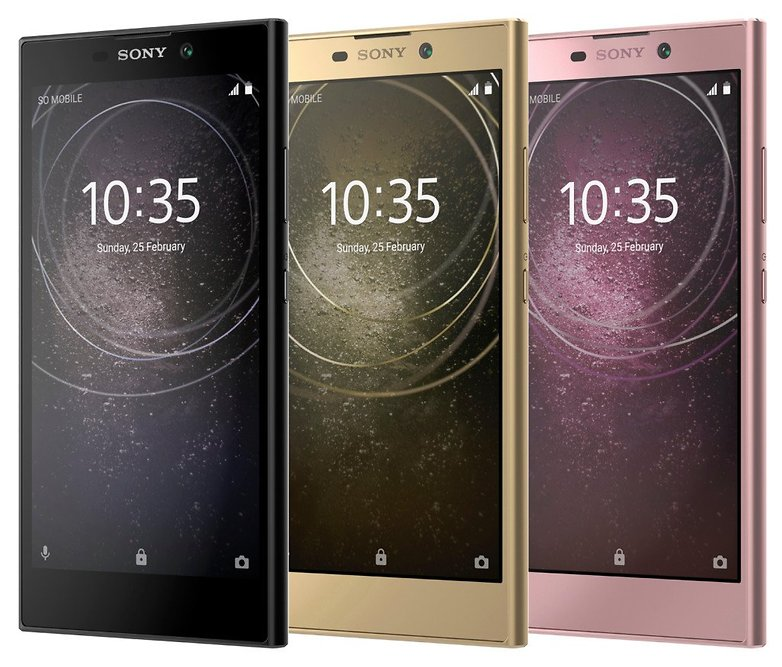 androidpit sony xperia l2 leak