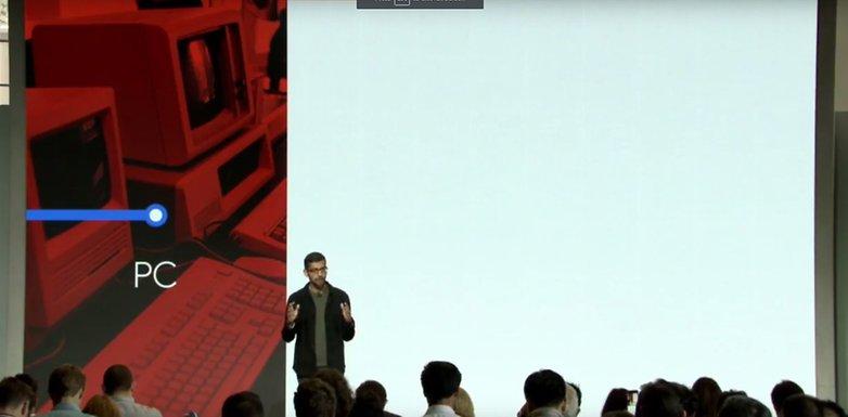 androidpit sundar pichai pixel