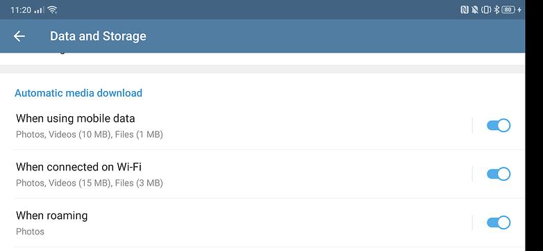 fecha del telegrama androidpit
