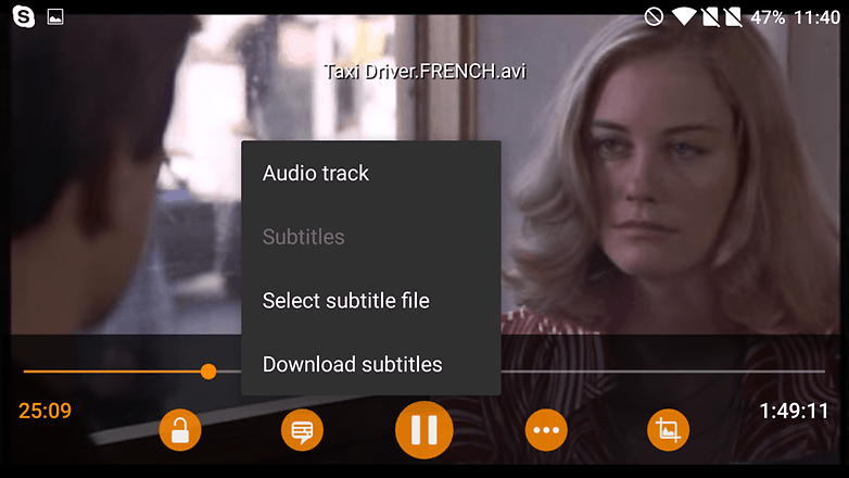 androidpit vlc android subtitles