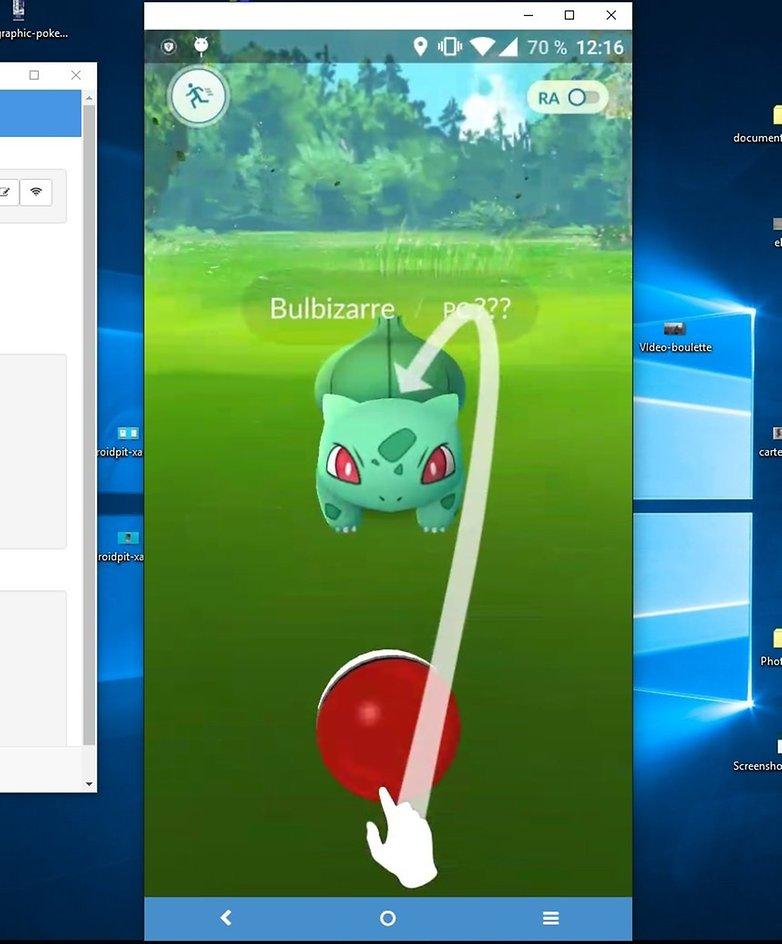 androidpit vysor pokemon go 3