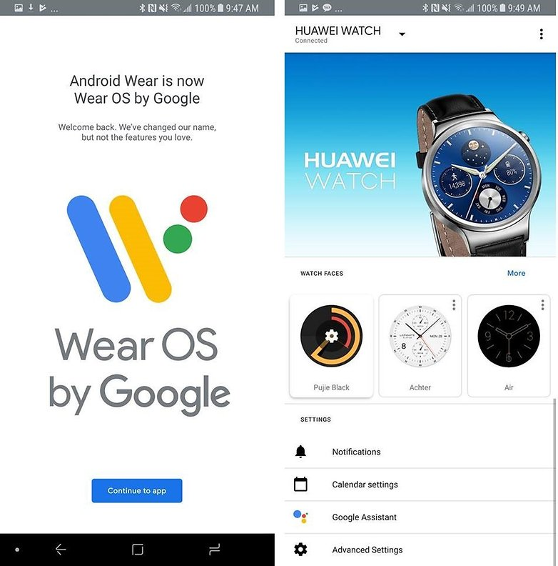 androidpit wear os google