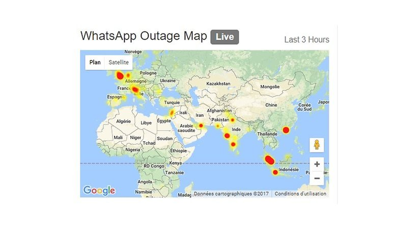 androidpit whatsapp down france