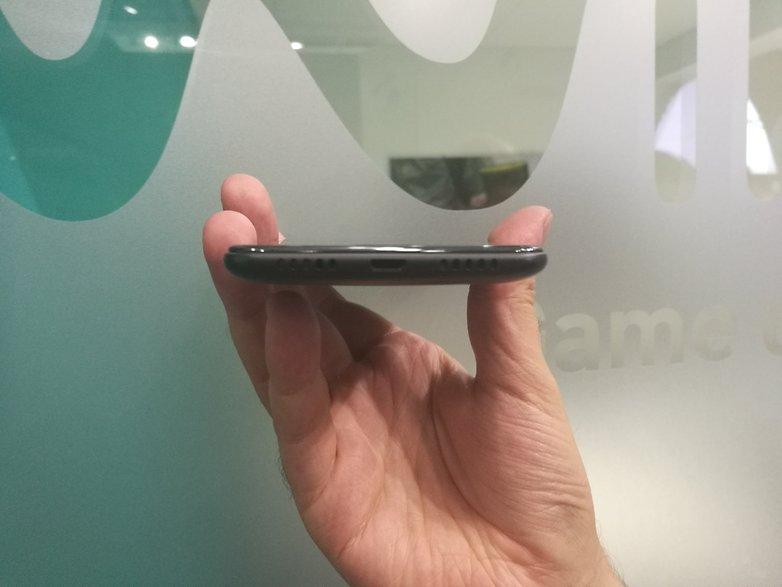 androidpit wiko ufeel prime bottom