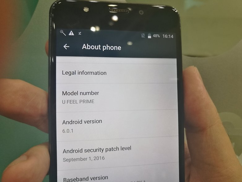 androidpit wiko ufeel prime update