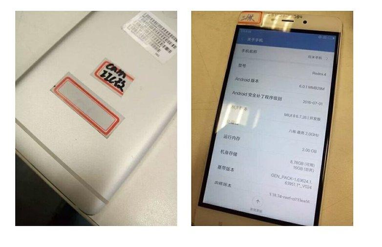 androidpit xiaomi redmi 4 leak2