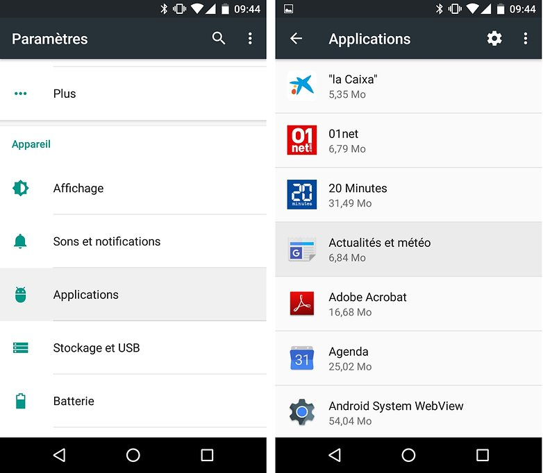 applications marshmallow