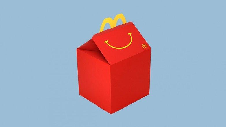 box happymeal vr