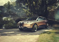 BMW Vision iNEXT: war with Tesla is declared