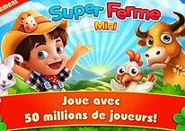 Super Ferme Mini : la seule simulation de ferme dont vous avez besoin