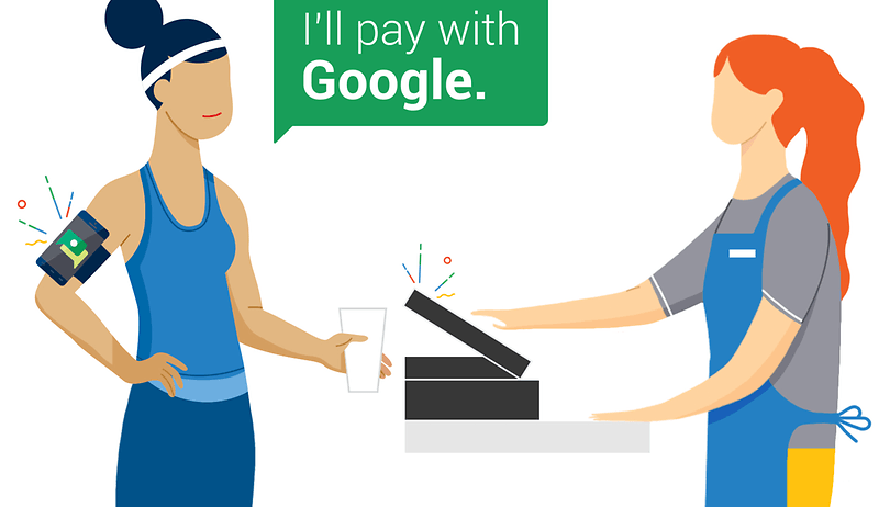 Google Pay startet am 26. Juni