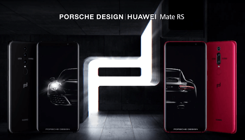 Porsche Design Mate RS: Huawei challenges the competition