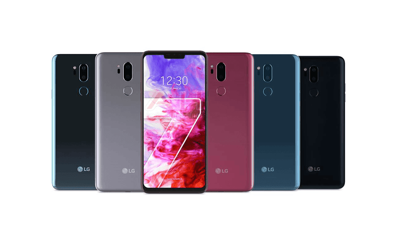 Le LG G7 ThinQ sera dévoilé le 2 mai à New York