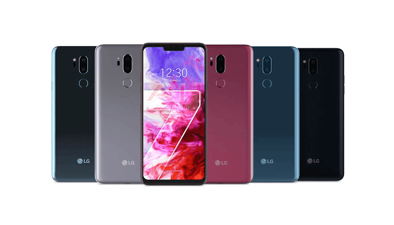 Voici à quoi devrait ressembler le nouveau LG G7 ThinQ