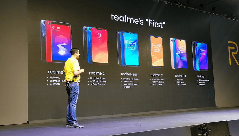 Realme emerges from obscurity to shake up the market