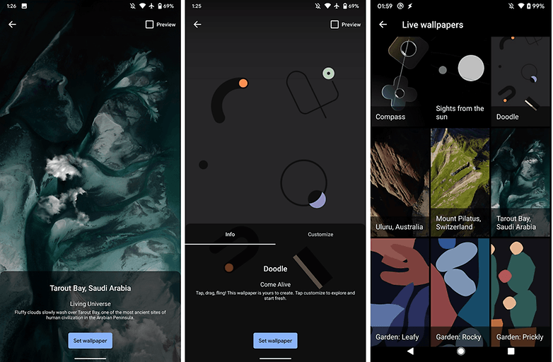 How To Download All The Google Pixel 4 Wallpapers Androidpit