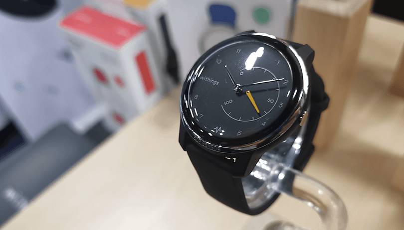 Hands-on del Withings Move: el primero con electrocardiograma