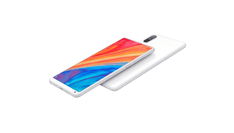 Xiaomi Mi MIX 2S unveiled: near bezel-less with dual camera