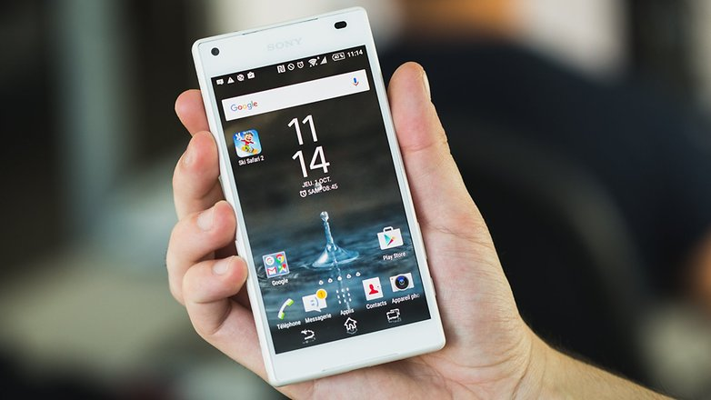 ANDROIDPIT best XPERIA Z5 COMPACT 1