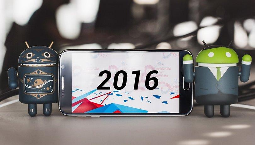 Android : les 5 prophéties pour l'année 2016