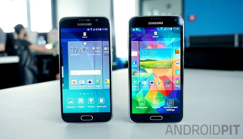 Transformez votre Samsung Galaxy S5 en Galaxy S6