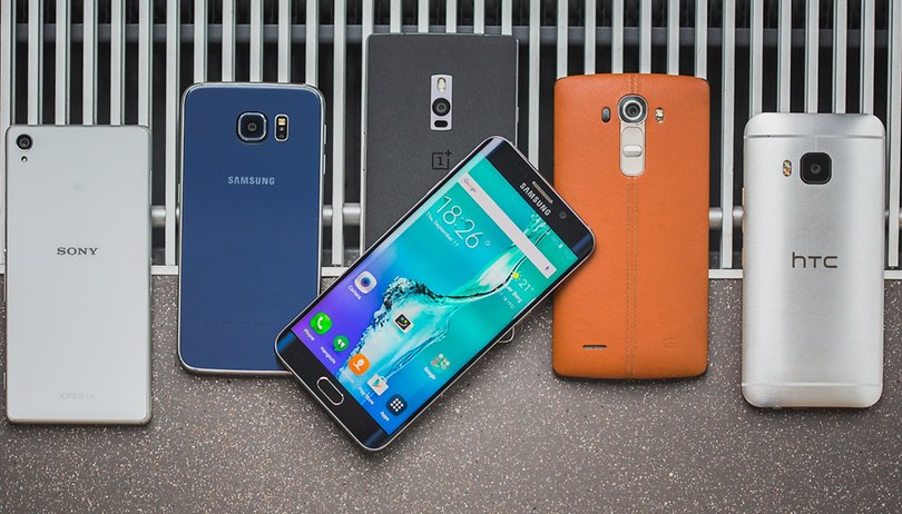 Chinese copies of the best smartphones