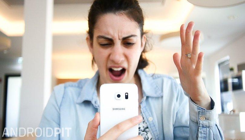 Les 7 plus gros fails d'Android en 2015