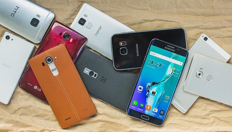 Les téléphones Android les plus sous-estimés en 2015
