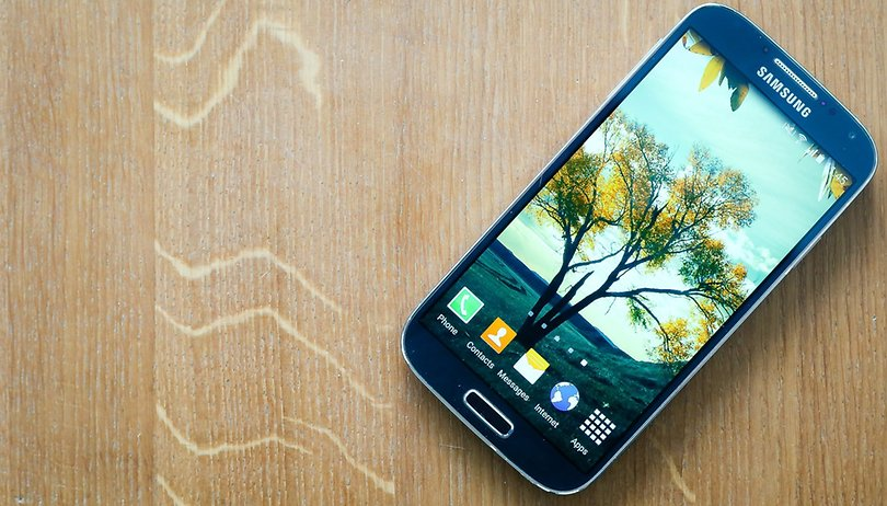 Samsung Galaxy S4 Android update news | AndroidPIT