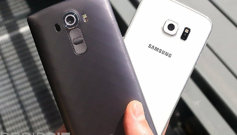 Comparatif photo : LG G4 vs Samsung Galaxy S6