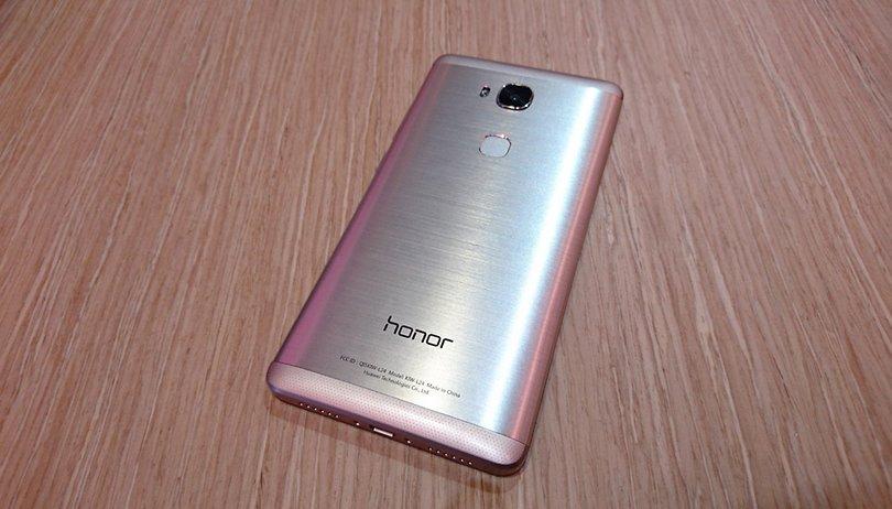 Voici pourquoi le Honor 5X est l'iPhone que vous avez toujours voulu
