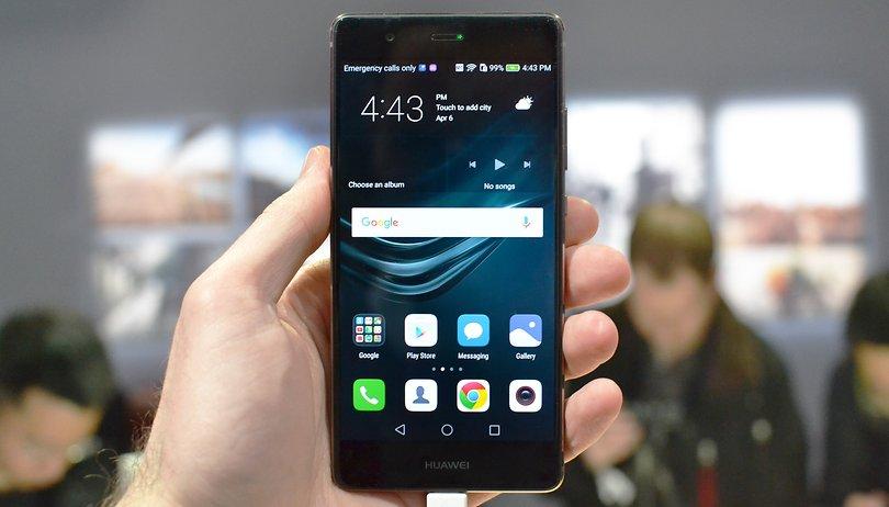 7 raisons d'acheter le Huawei P9