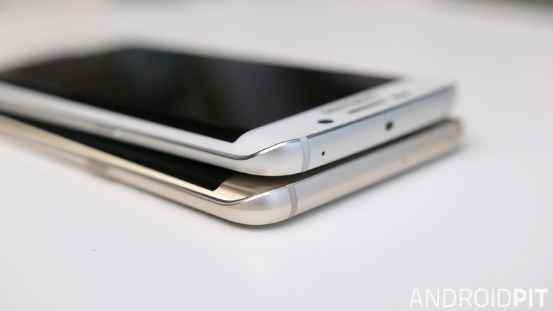 samsung galaxy s6 edge plus vs s6 edge corner