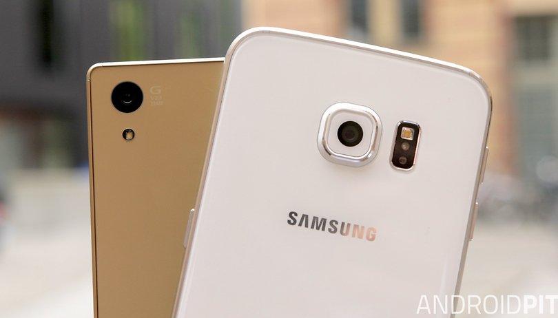 Samsung Galaxy S7 vs Sony Xperia Z6 : notre comparatif avant l'heure