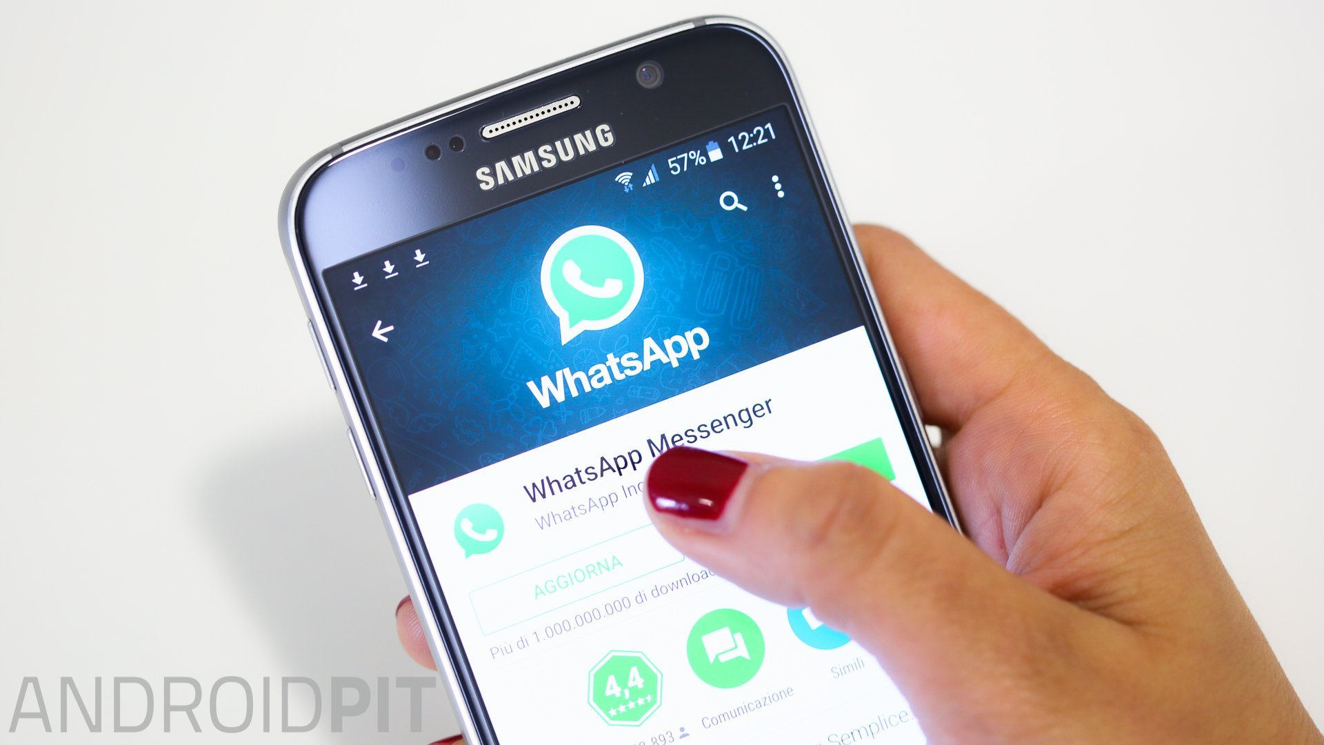 handy kaputt whatsapp