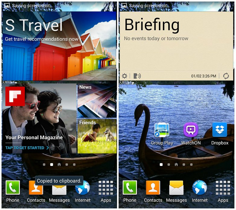 samsung s4mini messyhomescreens