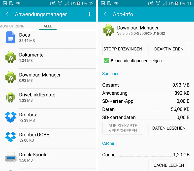 google play store download geht nicht