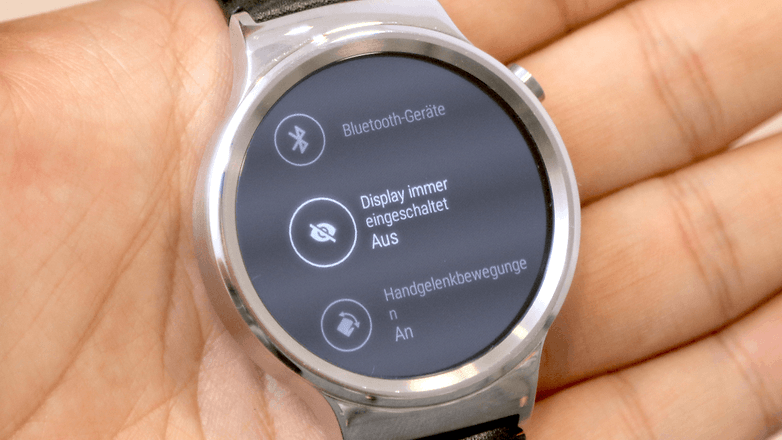 android wear display automatik 1