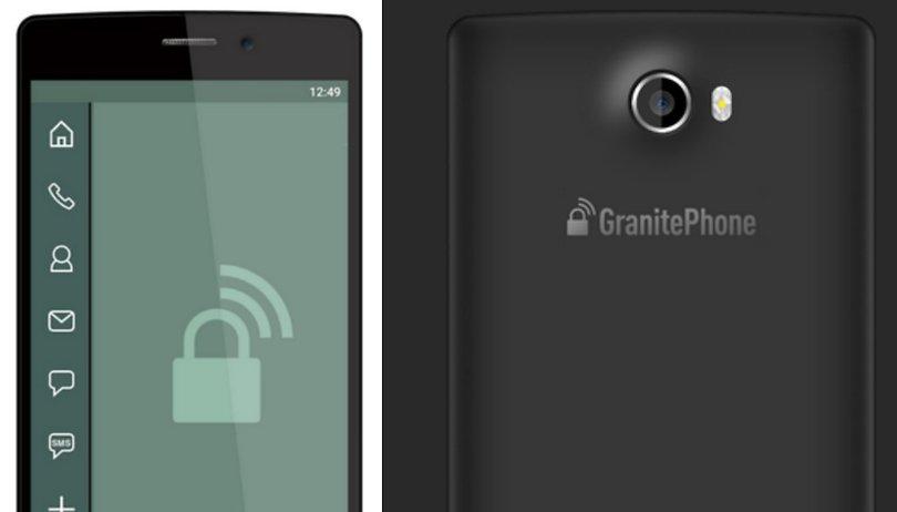 GranitePhone: Archos und SIKUR bauen Anti-Hacker-Smartphone