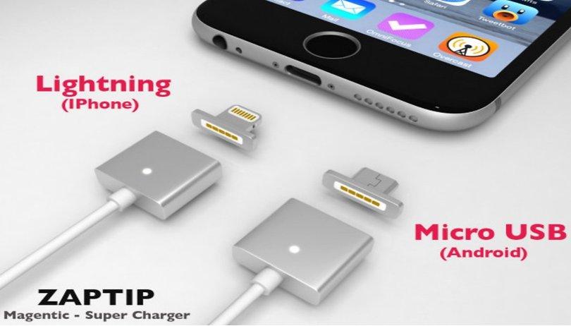 Dieses neue Kabel lädt iPhones und Androiden gleichermaßen